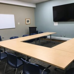 Image of Friends Community Room @ Northville District Library