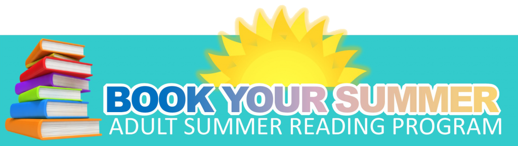 Adult Summer Reading Program Logo