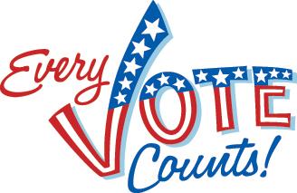 """Every Vote Counts"""