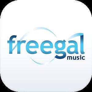 Freegal app logo