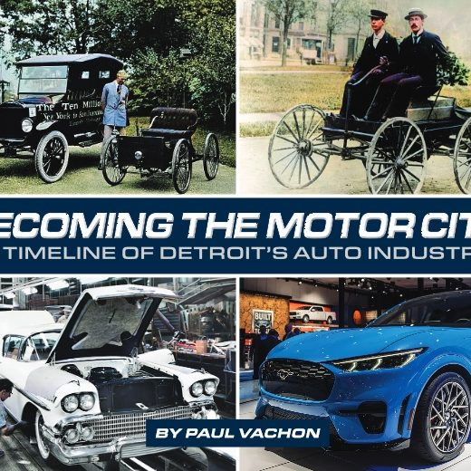 Becoming the Motor City - Vachon